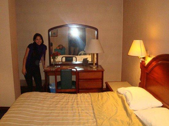 Hotel Republica : habitacion
