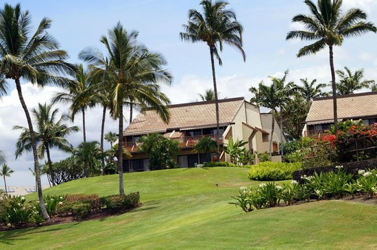 Maui Kamaole: вид с улицы