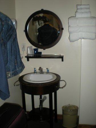 Park 79 Hotel: Lavabo pour les chambres sans salle de bain