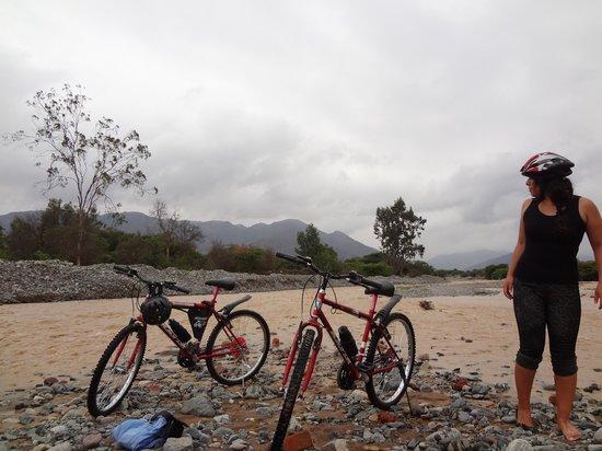Jat Peru Adventures: nasca, biking ride