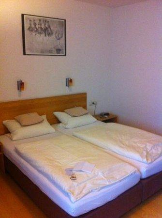 Akzent Hotel Roter Löwe: matrimoniale della quadrupla