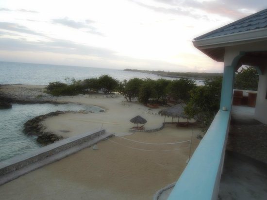 Coral Cove Resort: Another great view from the starlight room