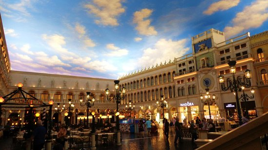 The Palazzo Resort Hotel St Mark S Square Featuring Restaurants And