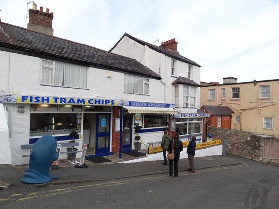 Fish Tram Chips: FACADE