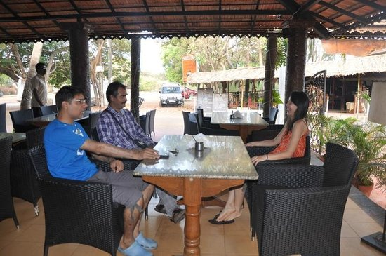 Silver Sands Holiday Village: Restaurant