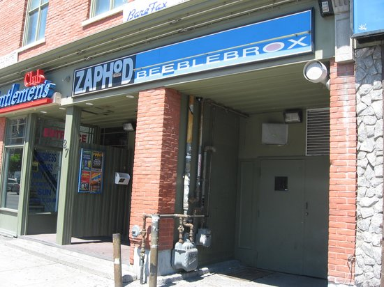 Photo of Nightclub Zaphod Beeblebrox at 27 York St., Ottawa K1N 5S7, Canada