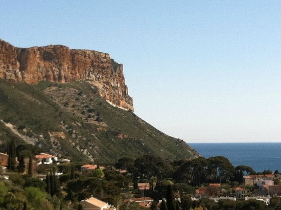 View from L'Avila Cassis