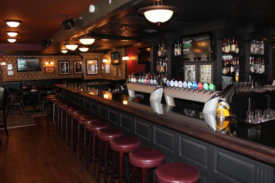 Ceili S Modern Irish Pub Richmond Picture Of Ceili S