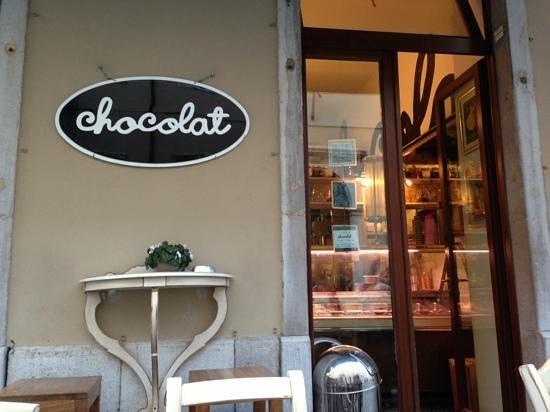 chocolat a Trieste