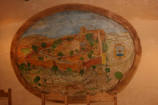 Es Castell: Wall Picture