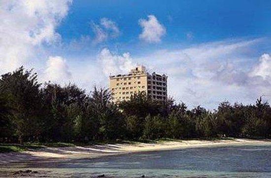 Aquarius Beach Tower : Exterior