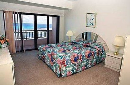 Chalan Kanoa, Mariana Islands: Guest room
