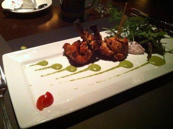 Safa: Chicken wings