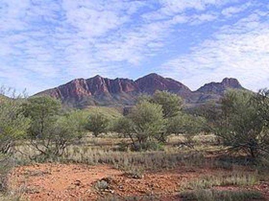 Mount Sonder Foto