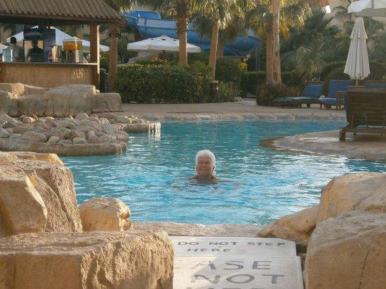 Palmyra Resort: swimming