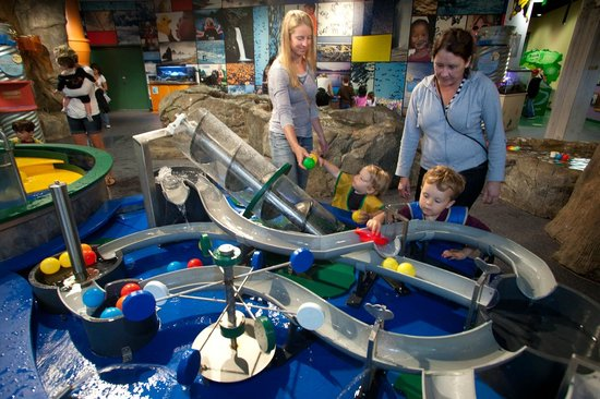 KidsQuest Children's Museum : Waterways
