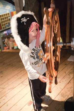 KidsQuest Children's Museum: Treehouse