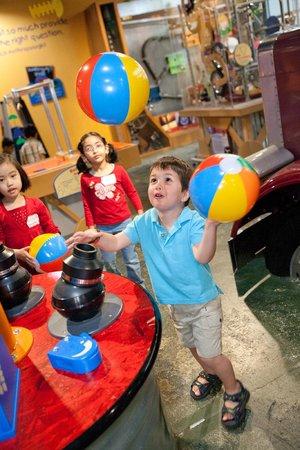 KidsQuest Children's Museum: Whoosh