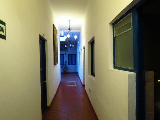 Loreto Boutique Hotel: Pasadiso habitaciones primer piso