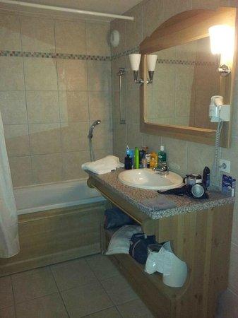 Residence LVH Vacances - Sun Valley: 2 eme salle de bain
