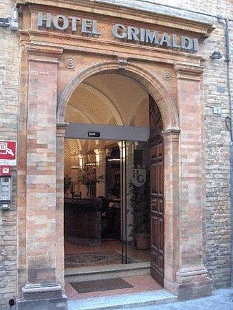 Hotel Grimaldi: Ingresso