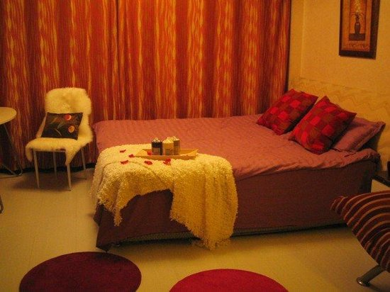 Yuanjia Apartment: Guest Room