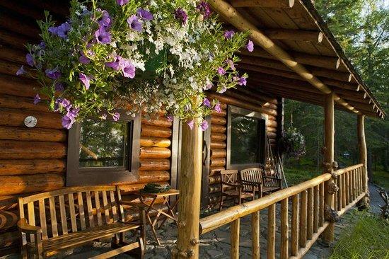 Kenai Backcountry Lodge