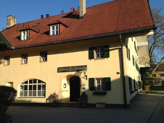 Restaurant & Hotel Schlosswirt zu Anif: Haupthaus