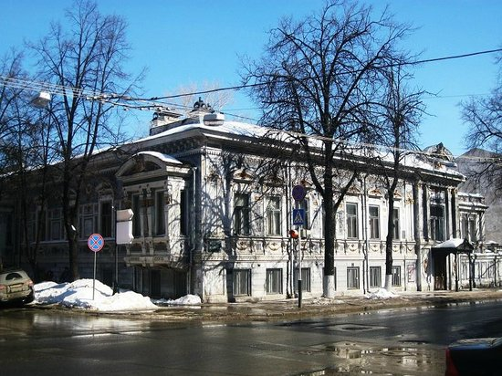 Gorky Literature Museum