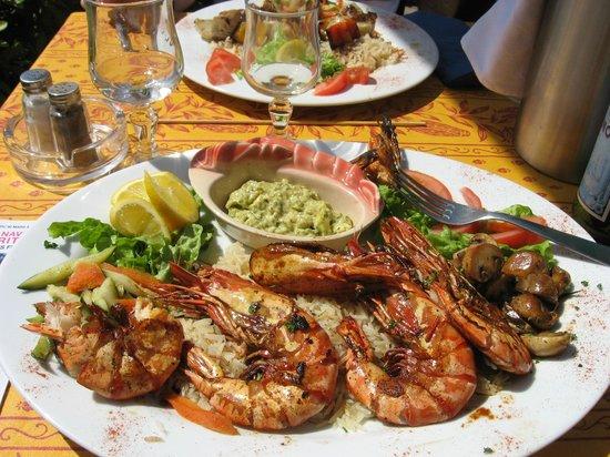 Restaurant Grillade Coreen Paris