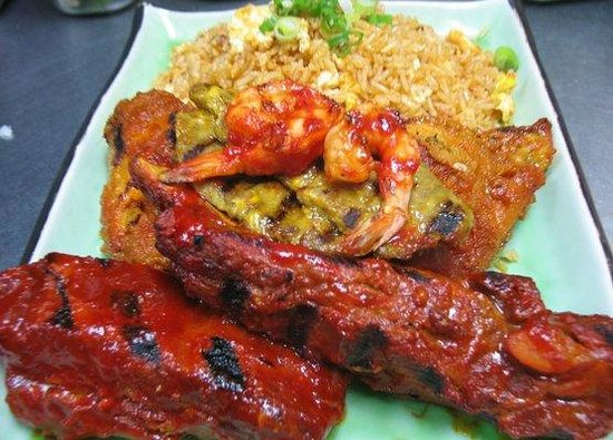 Mai Thai Restaurant : Mai Thai BBQ