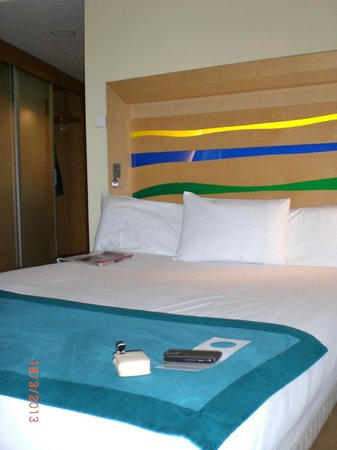 Radisson Blu Hotel, Athlone: Bedroom