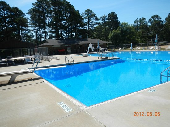 Petit Jean Campground Morrilton Campground Reviews Photos Tripadvisor