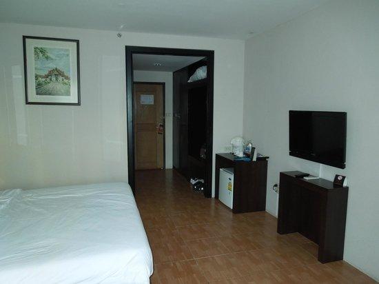 Royal View Resort : Double Deluxe room