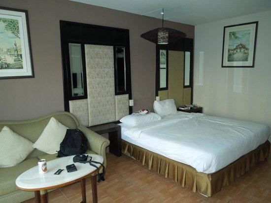 Royal View Resort: Double Deluxe room