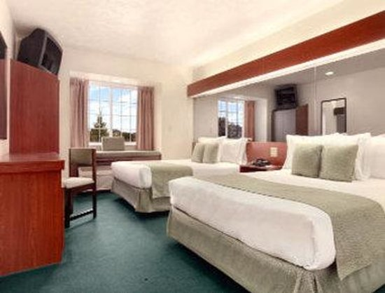 Microtel Inn & Suites by Wyndham Manistee: Guest Room