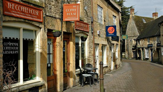 The Coffee House Cafe & Bistro: The Coffee House in Church Street