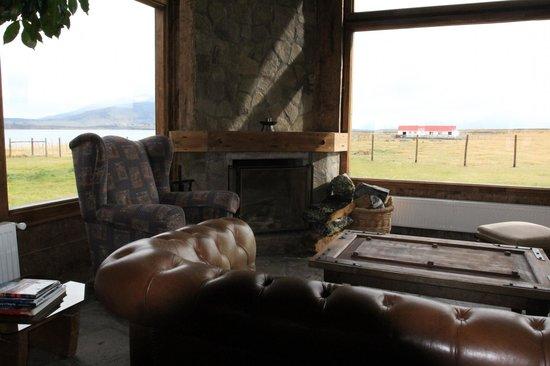 Bories House Hotel: living