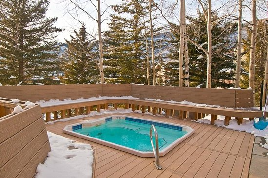 VRI Streamside at Vail - Cedar : Cedar - Hot Tub