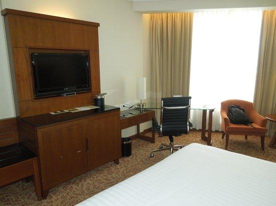 Rembrandt Hotel Bangkok: Standard double room