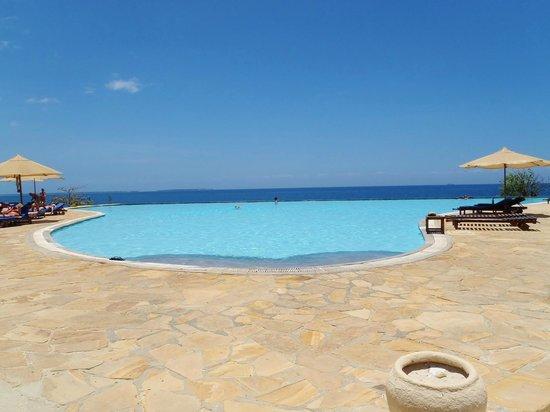 Royal Zanzibar Beach Resort: Infinity-Pool