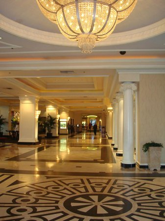Monte Carlo Resort & Casino: Lobby do Hotel