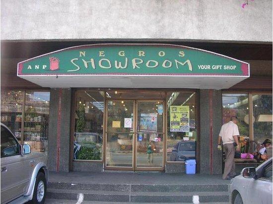 ANP Negros Showroom
