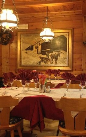 La Rusticana: sala pranzo 1