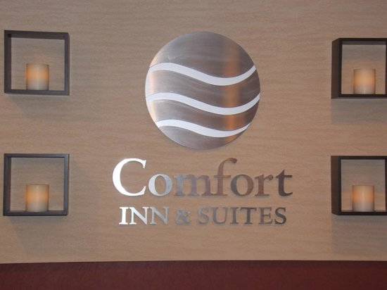 Comfort Inn & Suites : Welcome!