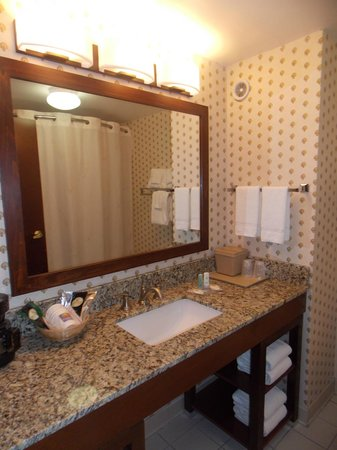 Comfort Inn & Suites : Guest Bath