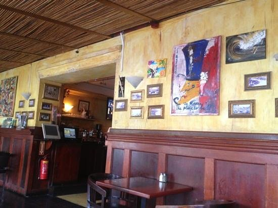 Grand Cafe de Heeren: harrem café