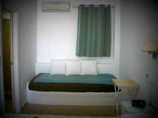 Hotel Carbonaki: δωματιο
