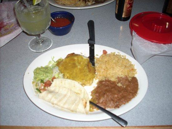 El Nopalito: good variety