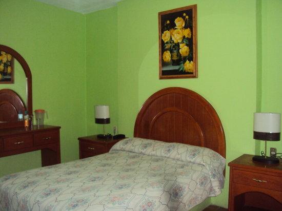 Hotel Posada Del Agave: habitacion sencilla